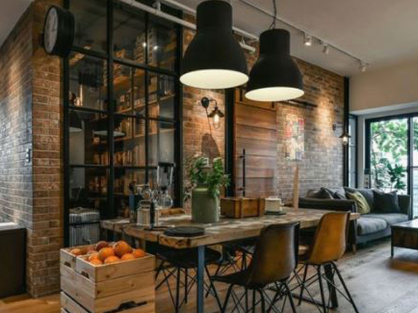 Come arredare la casa in stile industriale